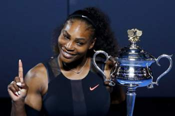 Serena Williams entra para a história do Ténis