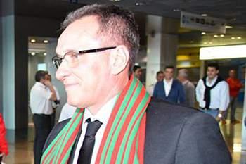 Paulo César Gusmão foi contratado pelo Marítimo para suceder a Nelo Vingada