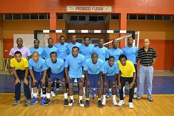 Andebol: Grupo Desportivo da Praia - Cabo Verde