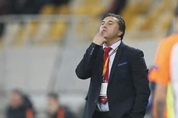 José Peseiro, treinador do SC Braga