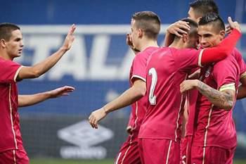 Seleção de sub-21 da Sérvia