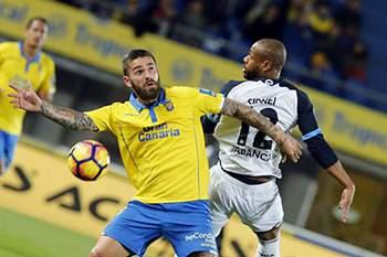 Las Palmas empata 1-1 com Deportivo e permanece 10º na ´La Liga´