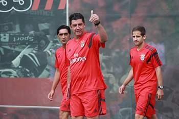 Treinador do Benfica