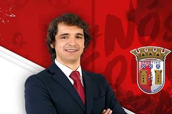 António Pedro Peixoto formaliza candidatura às eleições do Sporting de Braga na sexta-feira.