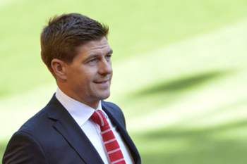 Steven Gerrard despediu-se do Liverpool no final desta temporada