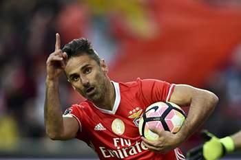 Jonas quer enfrentar o SC Braga