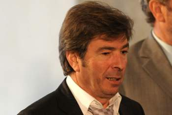 Carlos Barbosa, presidente do Paços de Ferreira