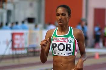 Atletismo: Sandra Teixeira