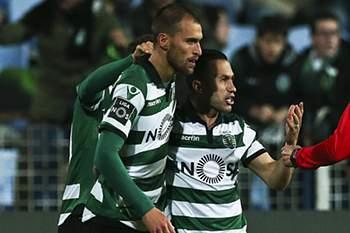 O Sporting venceu esta quinta-feira o Belenenses por 0-1, com um golo de Bas Dost apontado ao minuto 93. Com este triunfo, os le