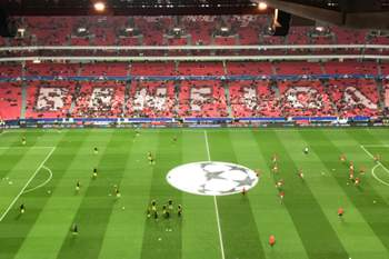 Benfica-Dortmund: Estádio da Luz