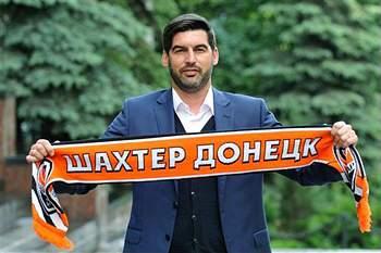 Paulo Fonseca é o novo treinador do Shakhtar