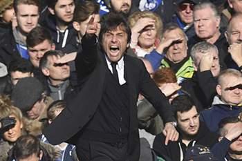 Conte rejeita %u2018mind games%u2019 com Mourinho: %u201CN