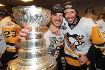 Pittsburgh Pinguins revalidaram título de campeões da NHL