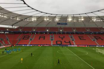 Bay Arena, estádio do Bayer Leverkusen