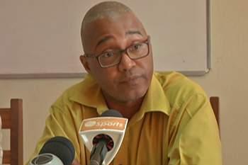 André Delgado, presidente da FCBB