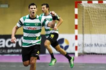Andebol Sporting • Lusa