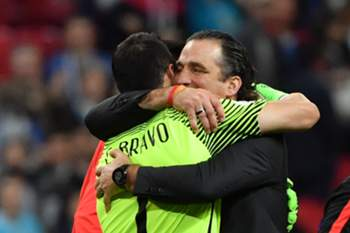 "Juan Antonio Pizzi: ""Encontro foi muito equilibrado"""