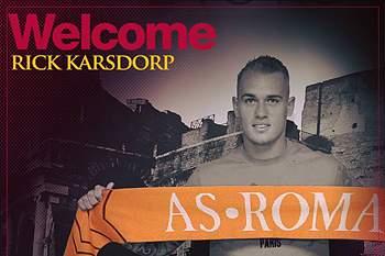 Roma contrata internacional holandês Karsdorp ao Feyenoord