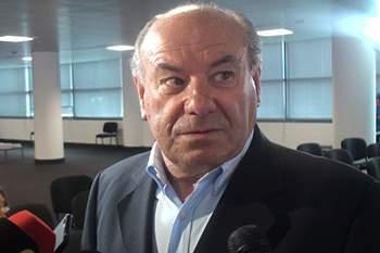 António Simões, antigo internacional português.