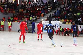Inter perde diante do Polivalente de Luanda
