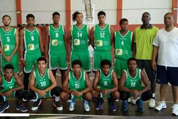 Basquetebol Sub-18: Académica do Mindelo