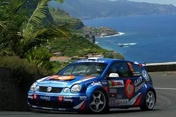 Rali Vinho Madeira com 61 pilotos inscritos