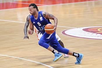 Jeff Xavier, basquetebolista cabo-verdiano