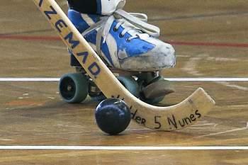 O Europeu de hóquei em patins arrancou esta segunda-feira em Alcobendas