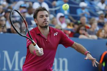 Stan Wawrinka no US Open 2016