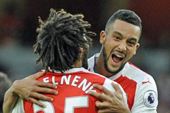 Arsenal vence Bournemouth (3-1) e mant