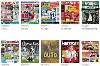 Histórico Rui Vitória, o KO de Fejsa e Diego Jota são os destaques das manchetes