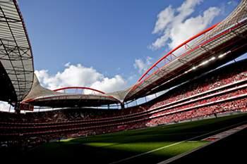 Futebol: Estádio da Luz