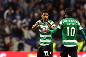 Alan Ruiz renova com o Sporting por mais um ano
