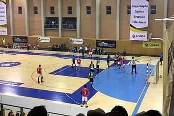 Sporting vence Benfica e isolou-se no segundo do campeonato de andebol.