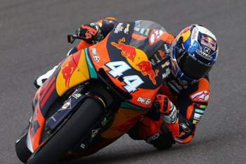 Miguel Oliveira, piloto da KTM (Moto 2)