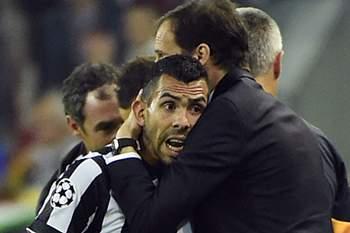 Tudo aconteceu durante o encontro entre o Real Madrid e a Juventus jogado esta ter