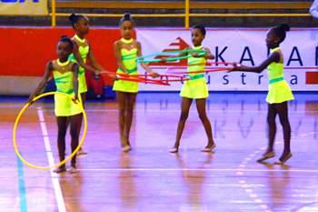 XIX Campeonato Nacional de Ginástica Rítmica Desportiva conta com 18 concorrentes