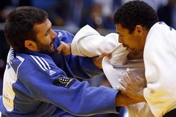 Judoca português.