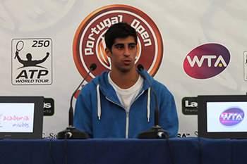 André Gaspar Murta, tenista português