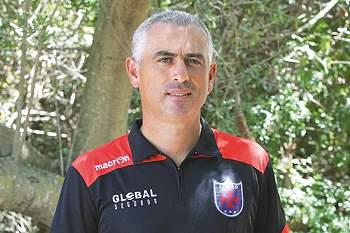 João Paulo Costa, treinador do Recreativo do Libolo