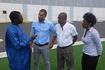 SG da CONFEJES diz que o Estádio Nacional tem condições para receber qualquer evento desportivo internacional