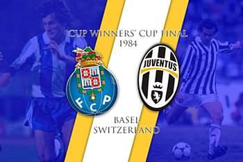Final da Taça das Taças, 1984: Juventus 2-1 FC Porto