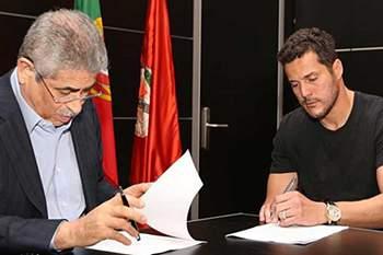 Júlio César renova com o Benfica