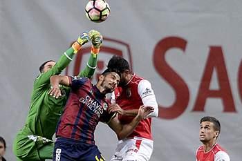 Primeira Liga: SC Braga 1-0 Chaves