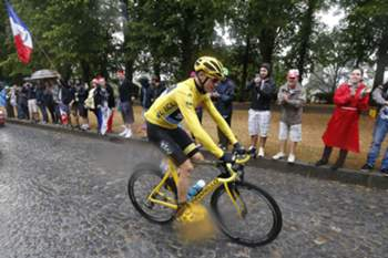 Christopher Froome da Sky