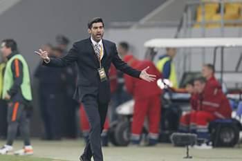 Paulo Fonseca ficou com pena da elimina