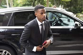 Nelson Semedo foi apresentado oficialmente como reforço do Barcelona esta sexta-feira.