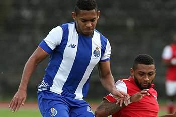 Ismael Díaz do FC Porto