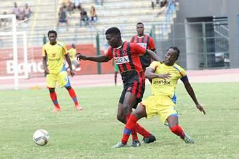 Petro de Luanda vs 1º de Agosto