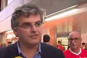 Pedro Guerra, diretor de conteúdos do Benfica